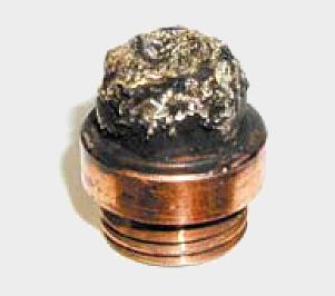 Τι μας λέει  εικόνα που παρουσιάζουν τα ηλεκτρόδια: Αποτελέσματα έκρηξης